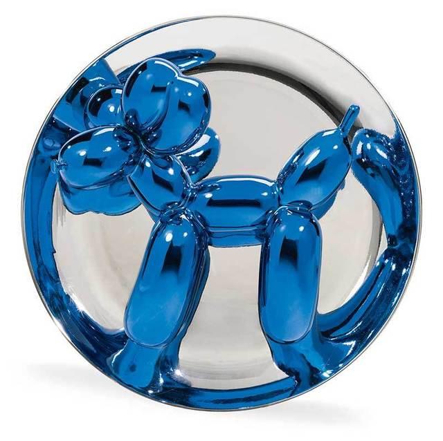 , 'Ballon Dog Blue,' 2002, Galerie Kronsbein