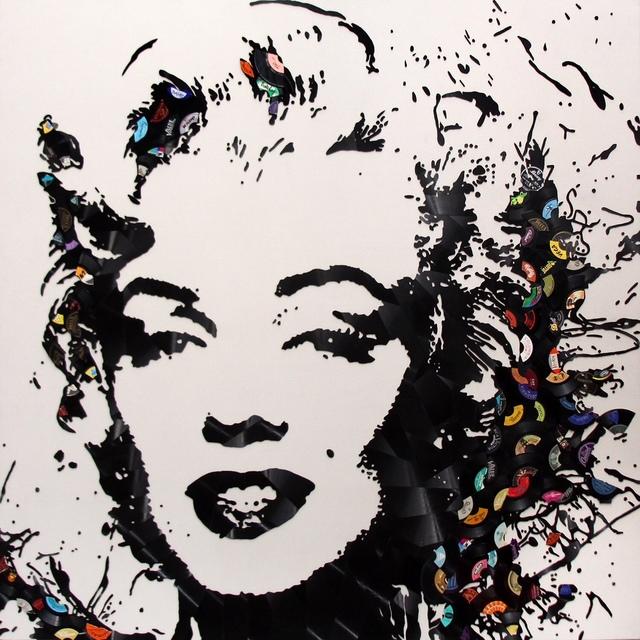 , 'Marilyn Monroe,' 2018, Contessa Gallery