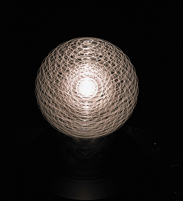 , 'Spherical Vortex II,' 1999-2002, Galerija Gregor Podnar