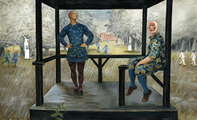 Niniko Morbedadze, 'Rainy mood', 2018, Baia Gallery