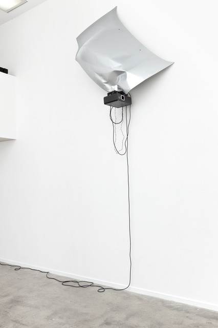 , 'Cage for Men. Instant Shape No.2, 2012. Go Further - Ford,' 2012, Nogueras Blanchard