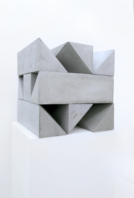, 'Re-Thinking Carl Andre's TRABUM (1977),' 2015, RGR+ART