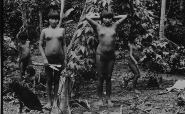 , 'Yanomami Chirldren in the Forest ,' 1965-1970, Bernheimer Fine Art