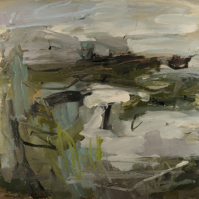 Louise Balaam, 'Towards the river, sheep wash', 2017, Cadogan Contemporary