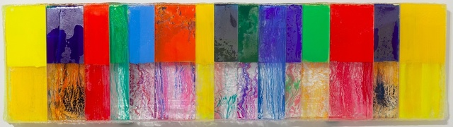 , 'Rainbow III,' 2015, JanKossen Contemporary