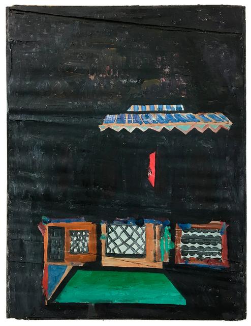 , 'Intérieur,' 2017, Galerie Zwart Huis