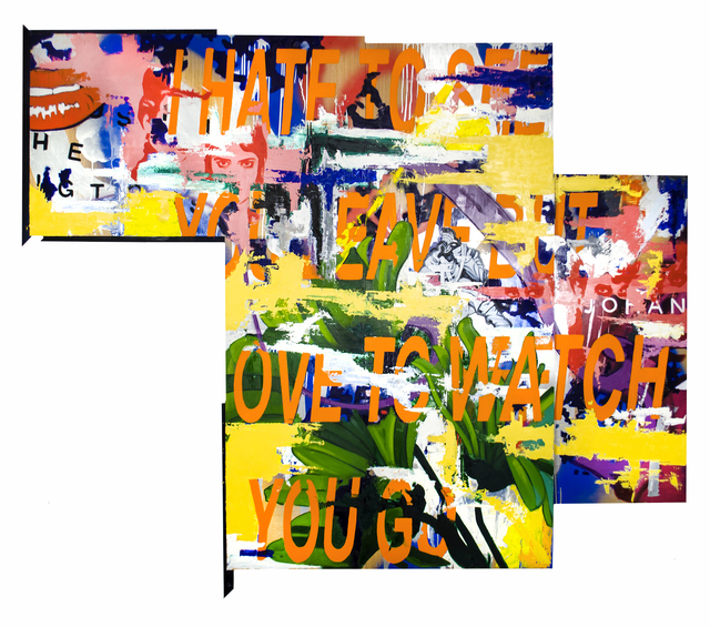 John Grande, 'I Hate to See You Leave But Love to Watch You Go', ca. 2018, Dru Arstark Fine Art