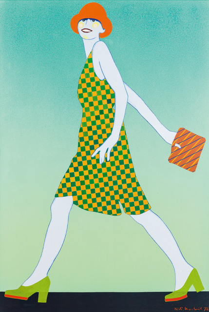Kiki Kogelnik, 'Now is the Time', 1972, Galerie Kovacek & Zetter