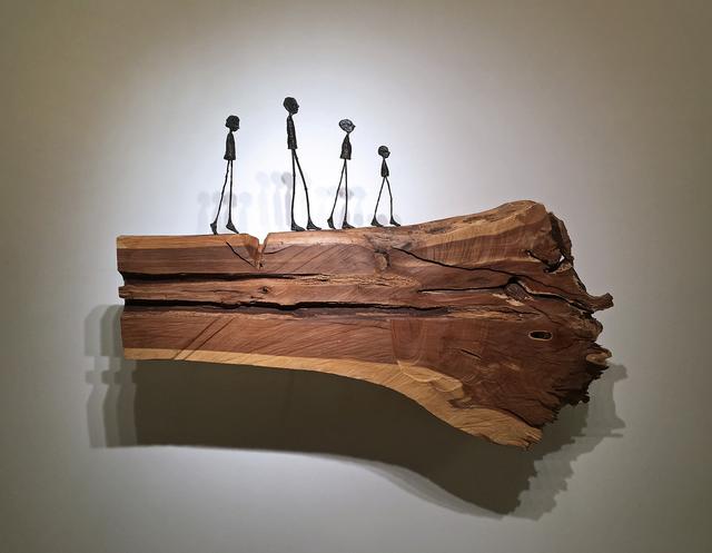 """, '""""Splintered History"""",' 2018, Bonner David Galleries"""