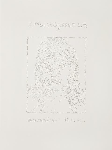 , 'Desaparecida/Missing,' 1999, Ruiz-Healy Art