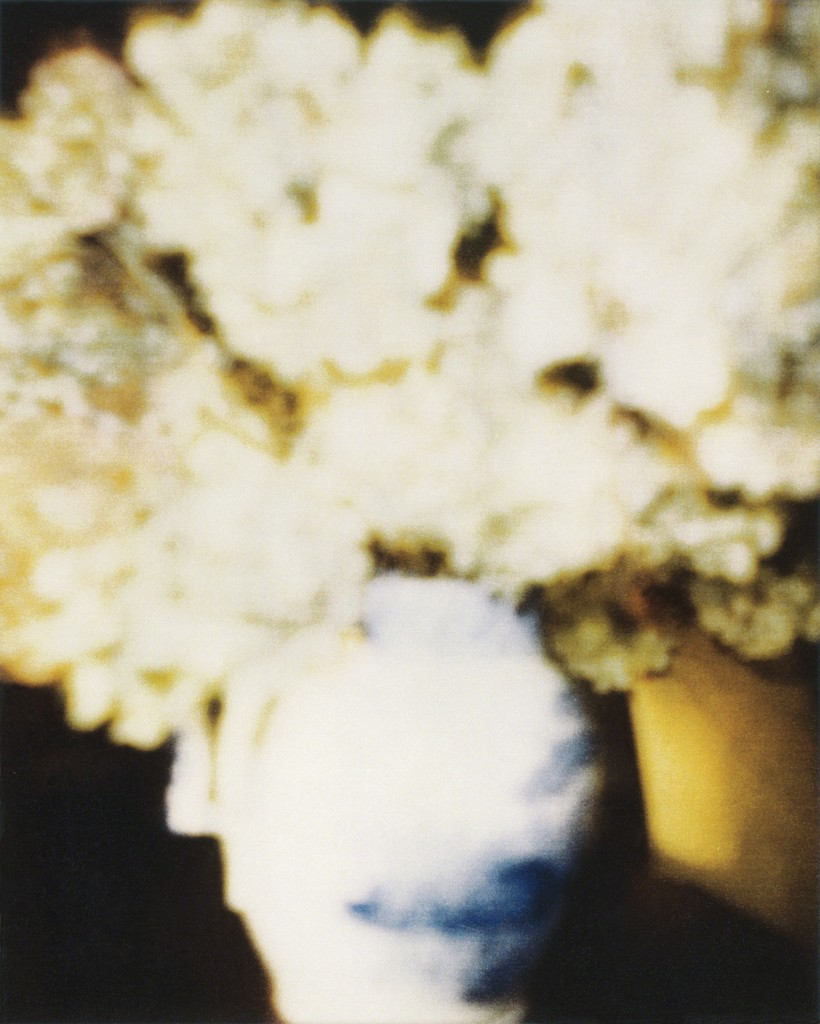 """Cy Twombly, """"Flowers, Bassano in Teverina"""", 1980."""