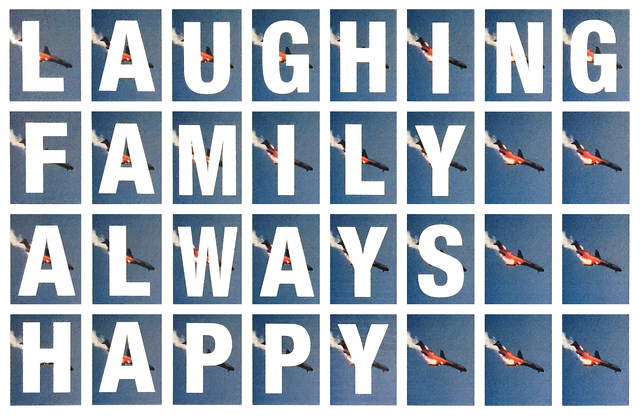 , 'Laughing Family Always Happy,' 2015, V1 Gallery