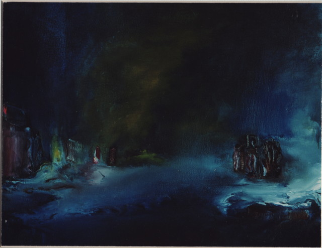 Anne Hefer, 'Aufbruch III', 2001, Alessandro Berni Gallery