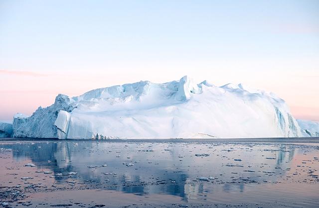 , 'Iceberg,' 2018, TAG Fine Arts