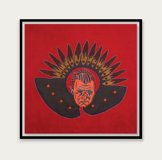 Henry Hussey, 'Disillusioned', 2017, Textile Arts, Anima Mundi