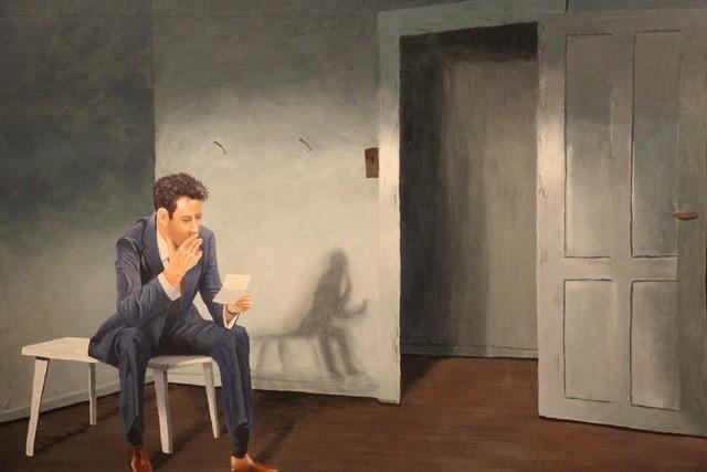 , 'Explanation,' 2018, Denise Bibro Fine Art
