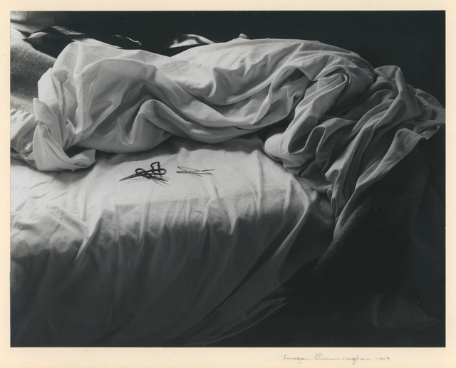 , 'The Unmade Bed,' 1957, Charles A. Hartman Fine Art