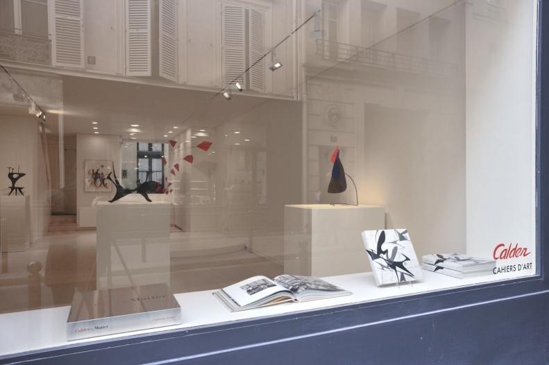 14 rue du Dragon - display window