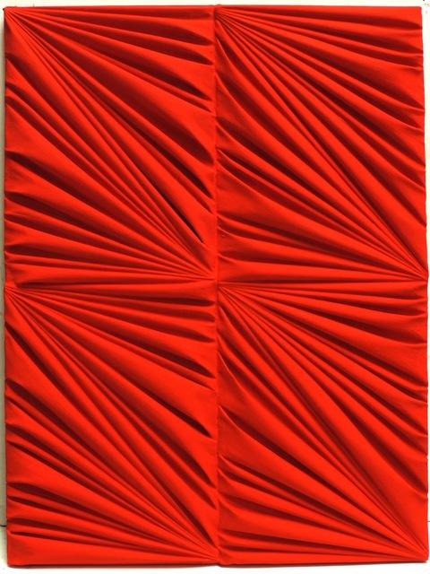 , 'Senza titolo - 4-2014 (rouge),' 2014, Opera Gallery