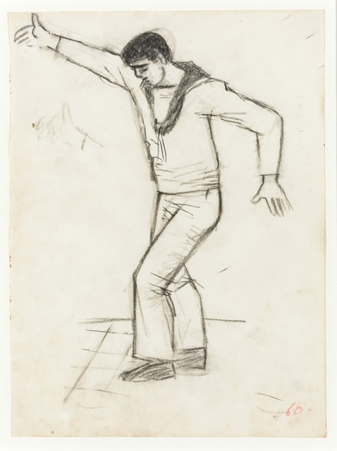 , 'Dancing Sailor III,' 1960, Osborne Samuel