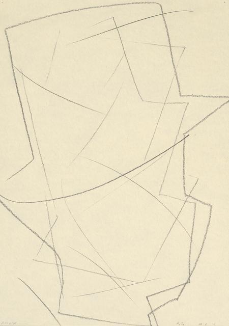 , 'Ohne Titel,' 2012, Galerie Thomas Schulte