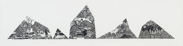 , 'Splendours of Datun Mountain ,' 2016, Liang Gallery