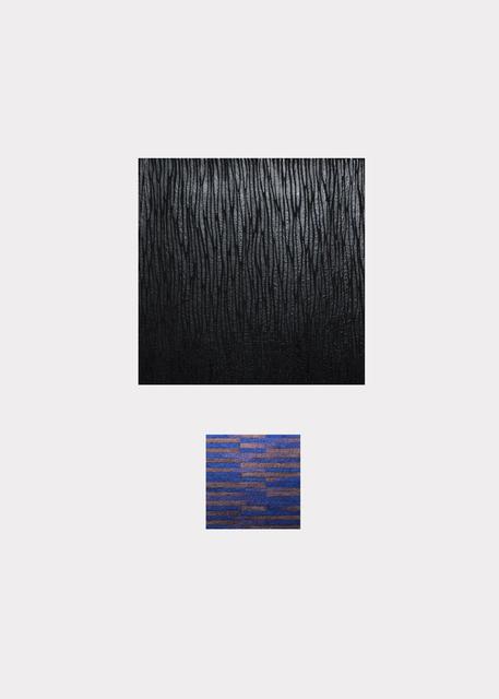 , 'Dark Matter,' 2016, BERLIN BLUE art