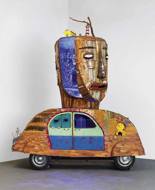 OSGEMEOS, 'Sem Titulo', 2008-2010, Mana Contemporary