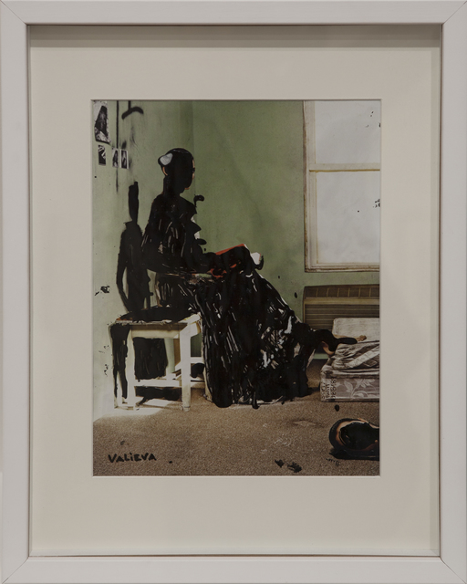 , 'A memory forgotten,' 2016, Voloshyn Gallery