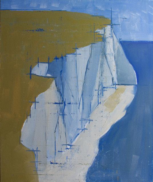 , 'Seaford Cliffs,' 2015, Albemarle Gallery | Pontone Gallery