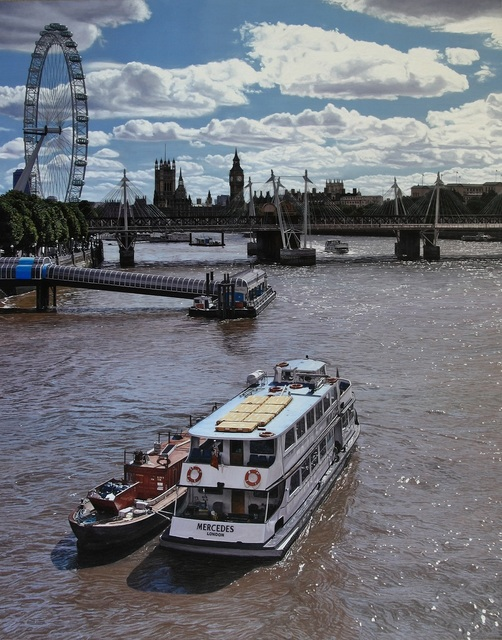 , 'Mercedes - London,' , Plus One Gallery