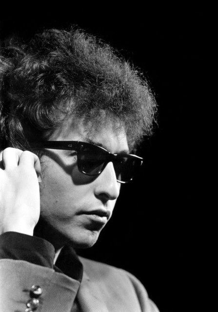 , 'Bob Dylan ,' 1965, Milk Gallery
