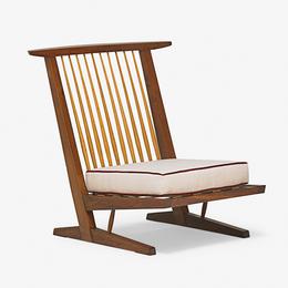 Conoid Cushion Chair, New Hope, PA