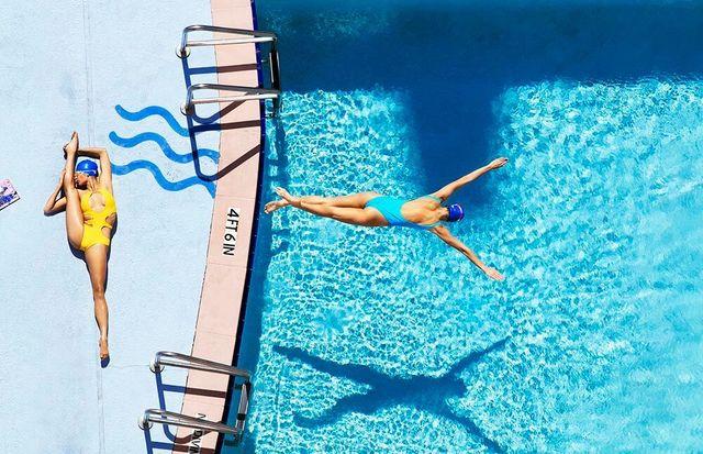 , 'Poolside Miami,' 2017, Art Angels