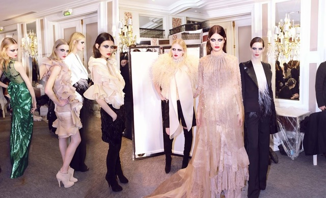 , 'Givenchy Couture, Spring 2010,' 2010, Rosenbaum Contemporary