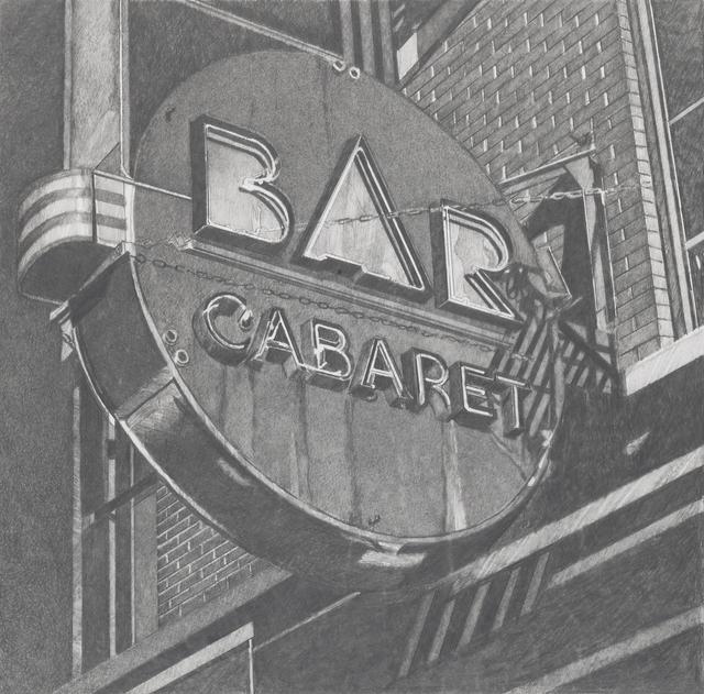 , 'Bar Cabaret,' 2013, Miles McEnery Gallery