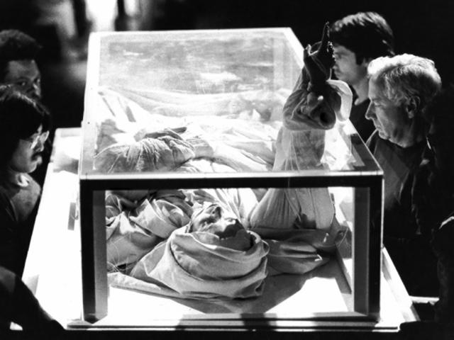 , 'Etude documentaire, Le Drapé, Le Baroque, Palazzo Grassi, Venise #04,' 1979, Michel Rein Paris/Brussels