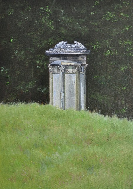 , 'The Choregic Monument, Shugborough,' 2013, Plus One Gallery