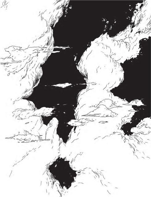 , 'Random, page 10,' 2014, galerie du jour agnès b.