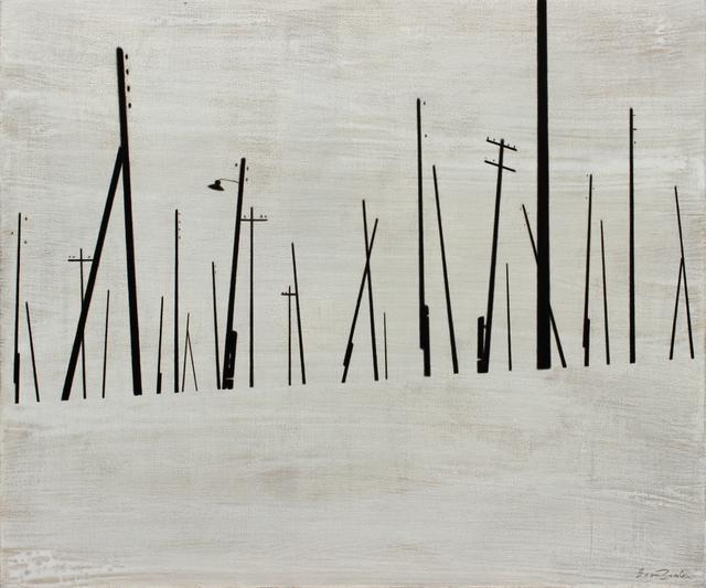 , 'Pillars,' 2015, 11.12 Gallery