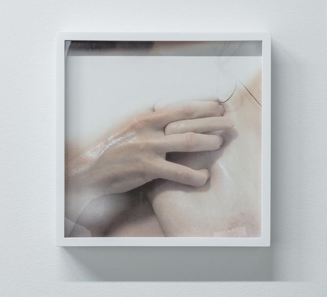 Julie Favreau, 'Power Hand 力量之手', 2018, Photography, Inkjet print, Brownie Project