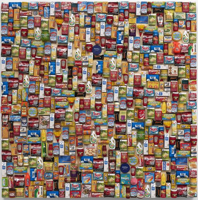 , 'De Boer,' 2016, Cortesi Gallery