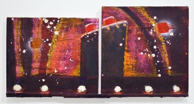 Katherine Bradford, 'Ocean Liner 2 Parts', 2014, FRED.GIAMPIETRO Gallery