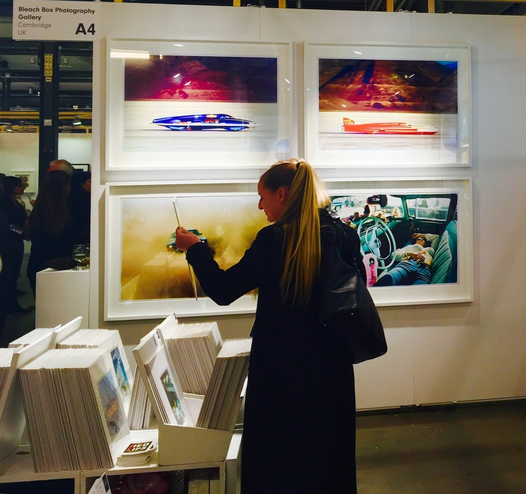 Affordable Art Fair Stockholm 2017 (Left)