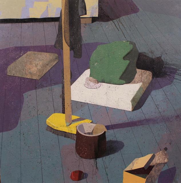 , 'Second Base,' , Nüart Gallery