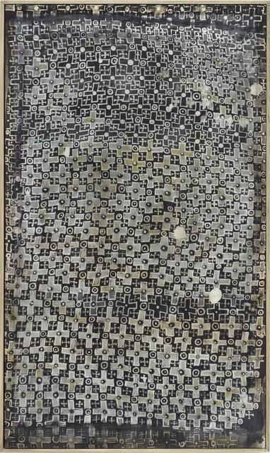 , 'Stars Under Mud,' 2015, Kadel Willborn