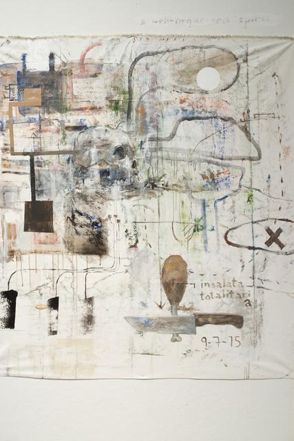 Carlos Huffmann, 'Sin título', 2015, Ruth Benzacar Galería de Arte