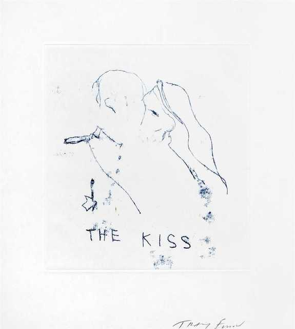 Tracey Emin, 'The Kiss', 2011, Tate Ward Auctions