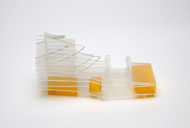 , 'SFMOMA Expansion Study Model #21,' 2010, San Francisco Museum of Modern Art (SFMOMA)