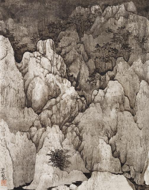 , 'Mind Landscape Series No. 4  胸中丘壑系列4號,' 2016, Rasti Chinese Art